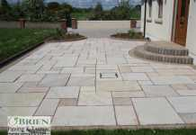 Patio Paving Dublin