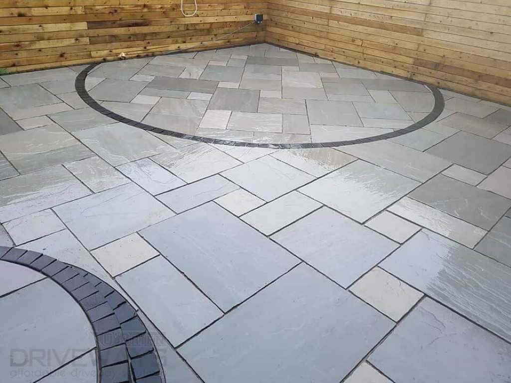 Patio Laid in Dublin
