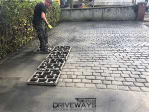 Walkinstown Imprint Concrete Driveway