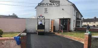 Walkinstown Tarmac Driveway Installation