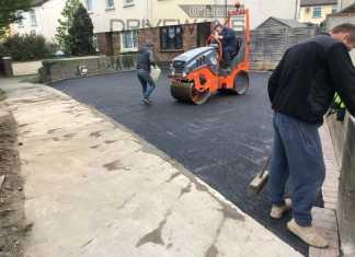 Tarmac Driveway Installation in Clondalkin, Dubin