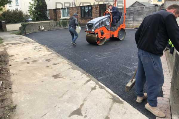 New Tarmac Driveway Laid in Clondalkin, Dublin