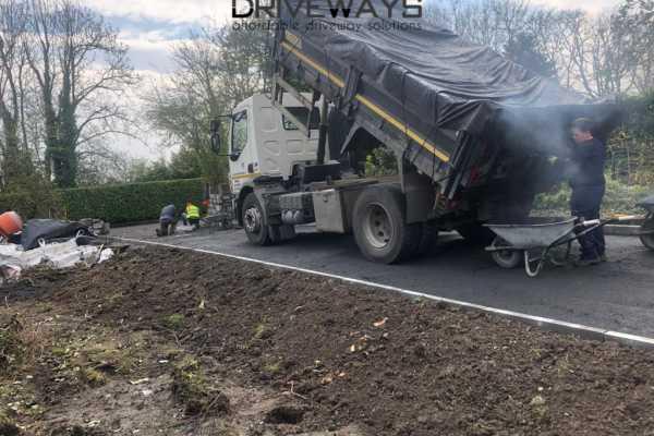 Tarmac Driveway Installation in Celbridge, County Kildare