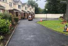 Tarmac Driveway Built By O'Brien Driveways