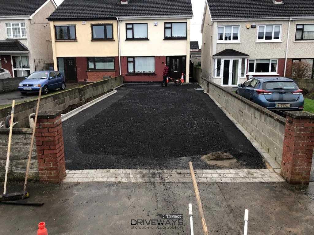 Tarmac Driveway Installation in Whitehall, Dublin