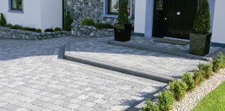 driveway installation styles Dublin